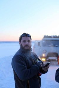 Том Харди побывал в Сибири