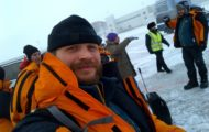 Том Харди в Сибири